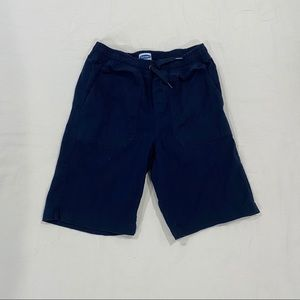 Old Naby boys blue shorts